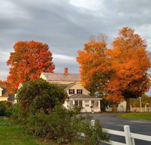 Vergennes Bed and Breakfast | Strong House Inn