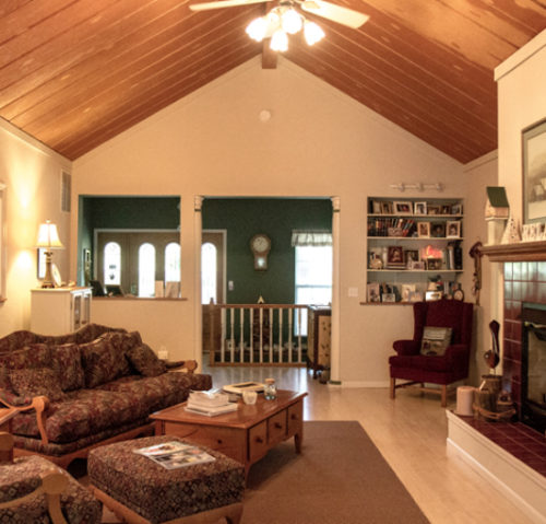 Osage Beach Bed and Breakfast | Inn at Harbour Ridge