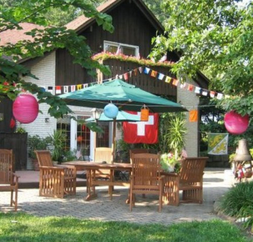 Swiss Woods Bed and Breakfast